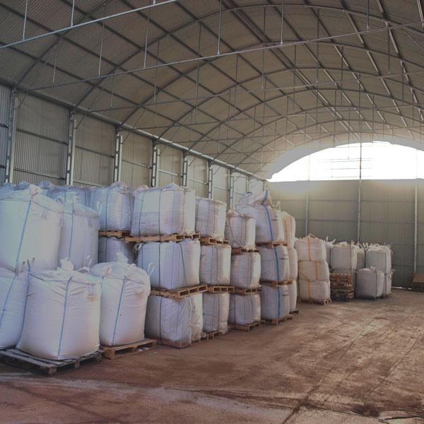 Naves industriales Castilla