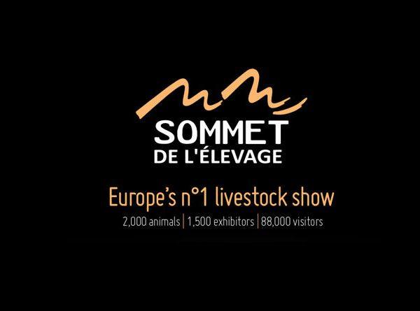 Sommet de l'élevage 2018 - Clermont Ferrant